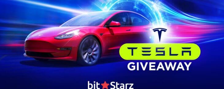 Bitsarz Tesla Giveaway