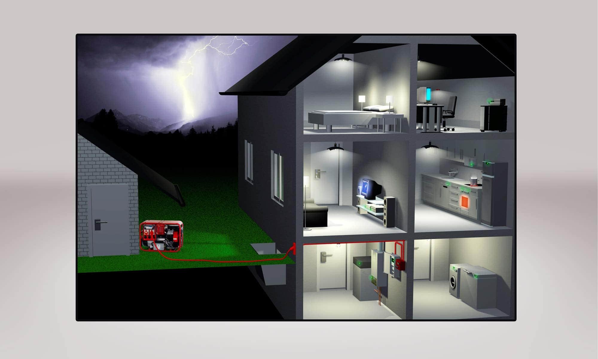 Endress – Hauskraftwerke 1
