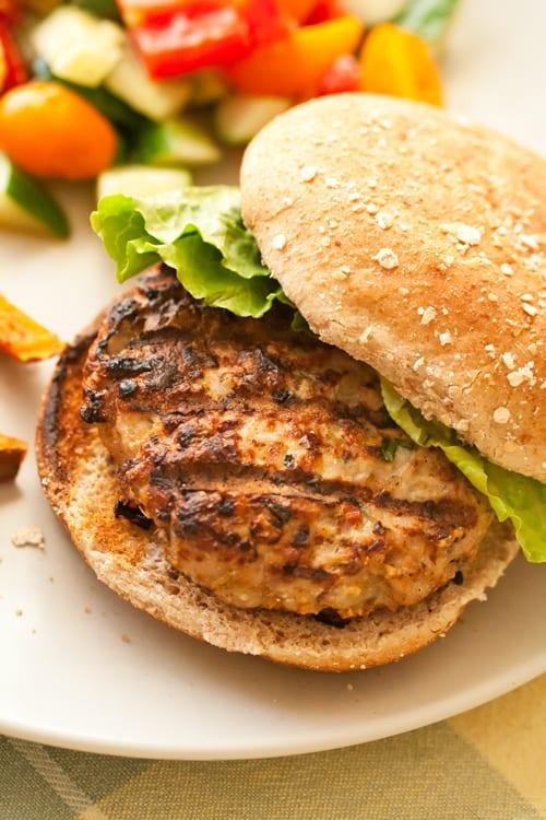 Gobble Gobble: Jerk Turkey Burgers