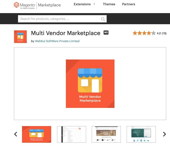 magento marketplace cms