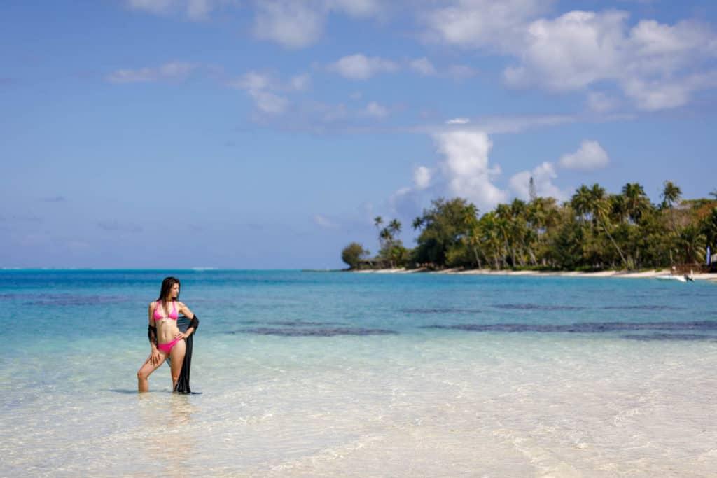 elena coconut paradise bora bora