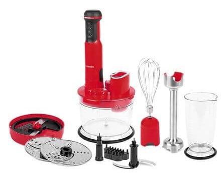 Robotul de bucătărie care toacă cuburi (cu ce am înlocuit Bosh ProfiKubixx)