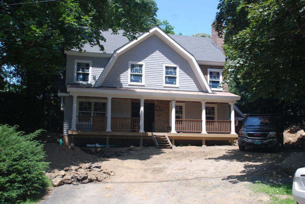 7 riverside ct home construction