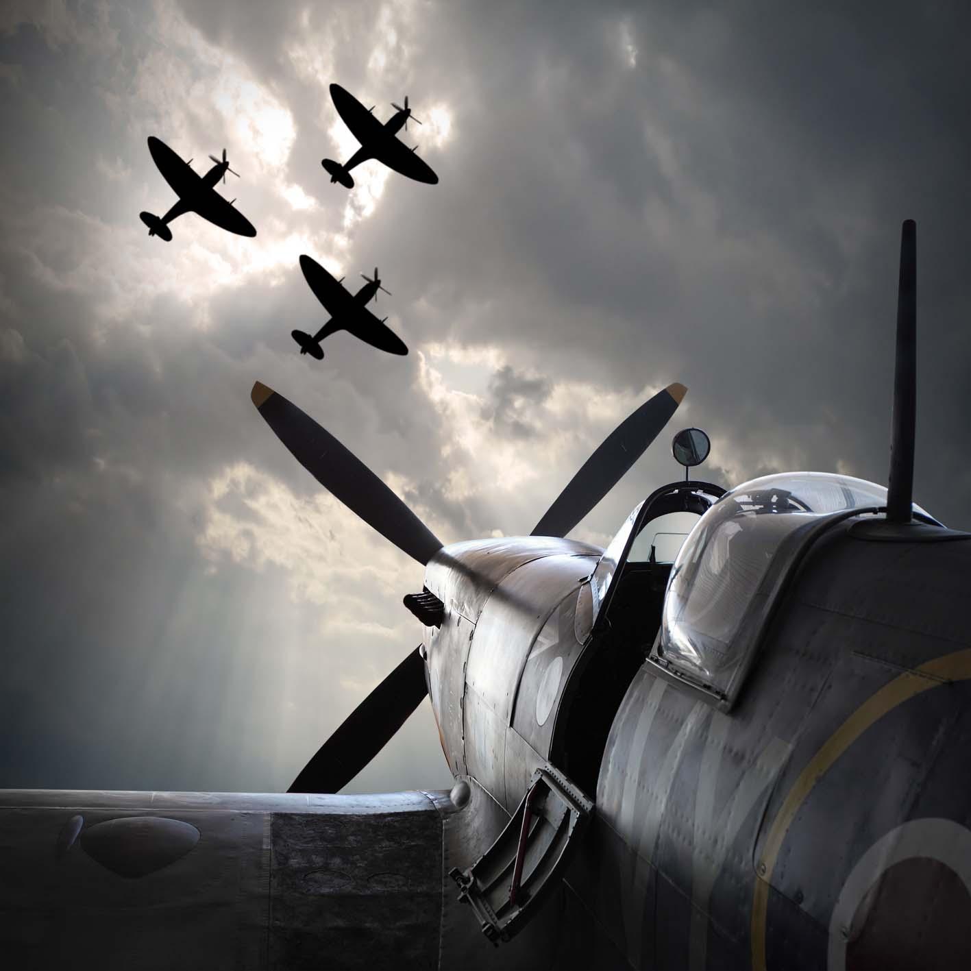 World War II planes