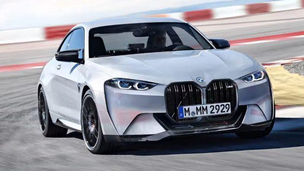 2021 BMW M2 on track