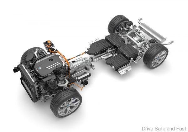 BMW X5 xDrive45e hybrid pack