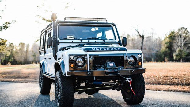 Land Rover Defender Classic 110