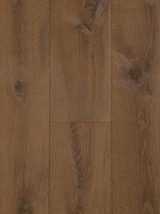 Kern gerookte houten vloer met prachtige kleurnuances tussen de planken