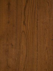 Prachtige verouderde Europees eiken houten vloer.
