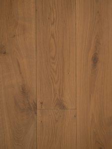 Deze doe het zelf zand kleurige houten vloer is gemakkelijk om zelf te leggen