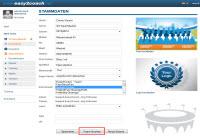 Teamdaten easy2coach