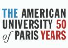 American University of Paris - AUP logo