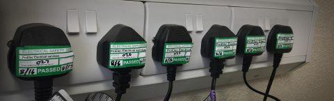 Portable Appliance Testing. PAT Testing,