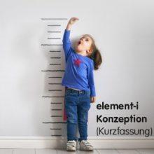 element-i Kurzkonzeption