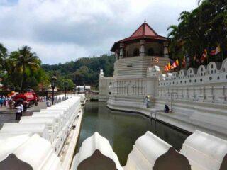 Sri Lanka Tempio Sri Dalada Maligawa Kandy
