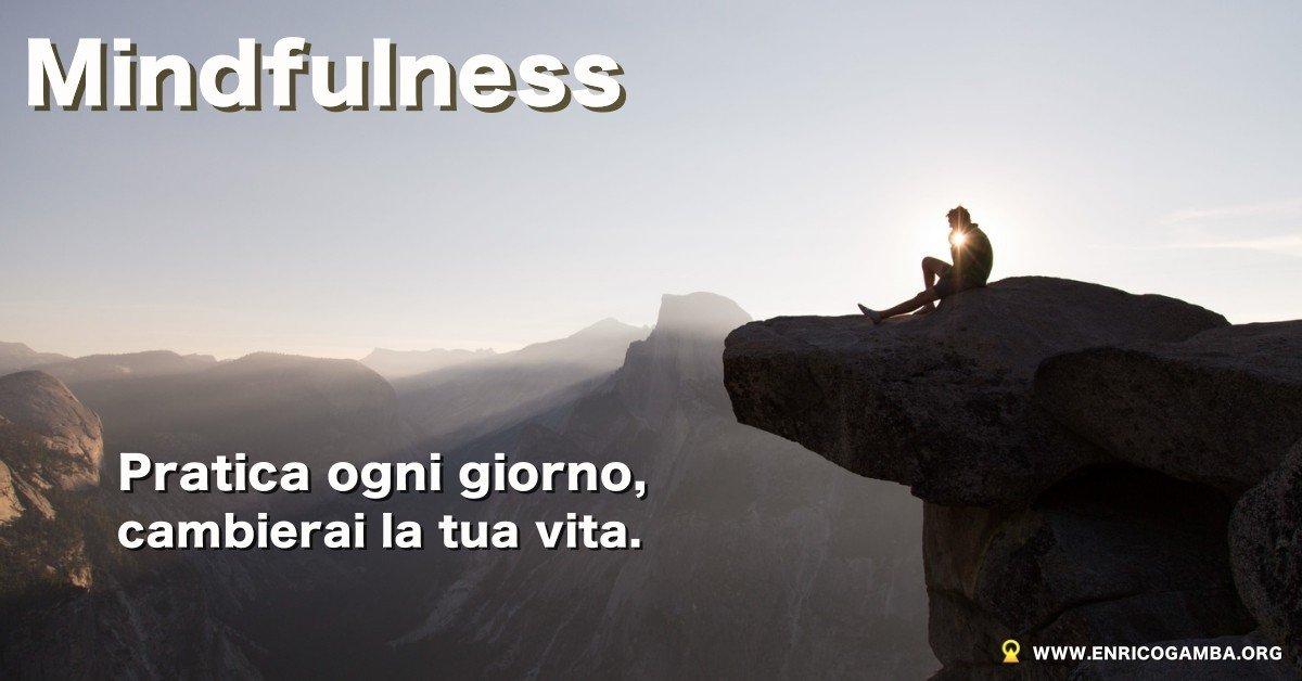 MP3 di Mindfulness - Psicologo Milano