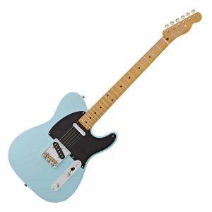 Fender Vintera '50s Telecaster Modified Daphne Blue Chitarra Elettrica