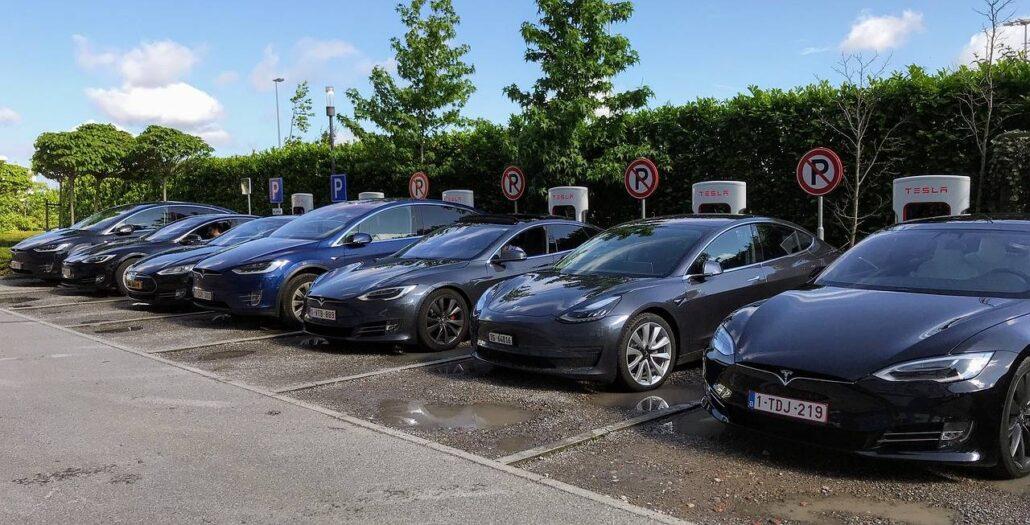 Como funciona un coche electrico