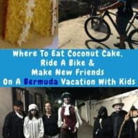 Looking for things to do in bermuda with kids? This island has ghostly tours, amazing caverns, scenic bike paths and casual kid-friendly restaurants. And that's just for starters. #bermuda #kids #vacation #thingstodo #restaurants