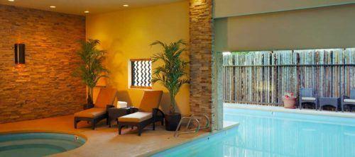 the pool at the Nativo Lodge