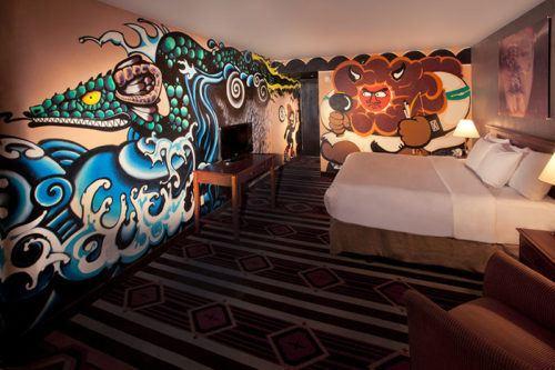 Nativo lodge room by Ehren Natay