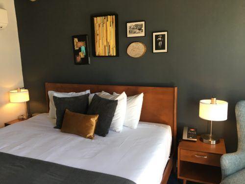 the El Vado Motels' artful rooms