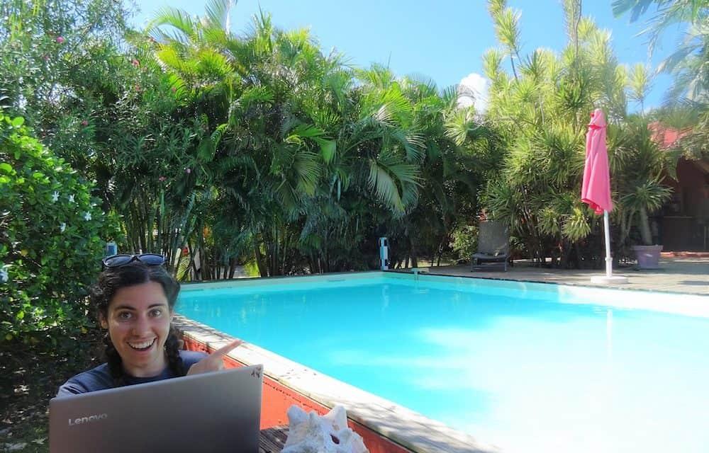 Rédactrice Web Digital Nomad – L'interview de Pauline