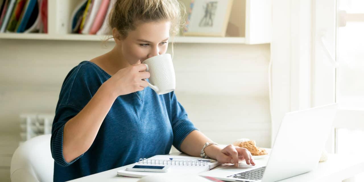 Job en ligne – 7 avantages à devenir freelance web