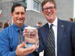 В Онтарио новая очистительная станция почти полностью удаляет из сточных вод аммиак и фосфор