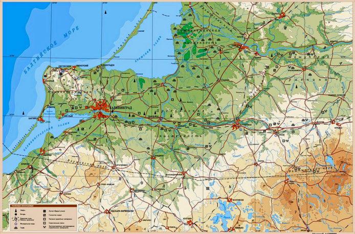 В Калининградской области появится завод минеральных удобрений
