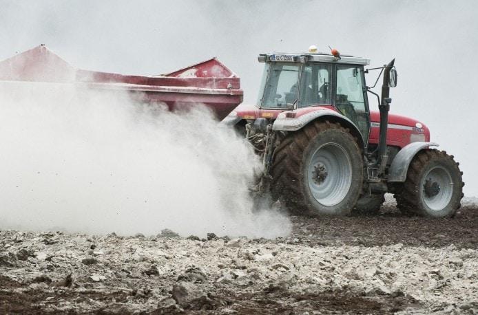 На известкование земель выделят 1 млрд. руб.