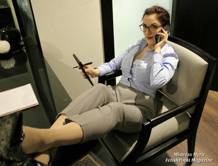 Mistress Myra | Domina Wien | FetishPoint Magazine