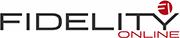 FIDELITY online Mobile Logo