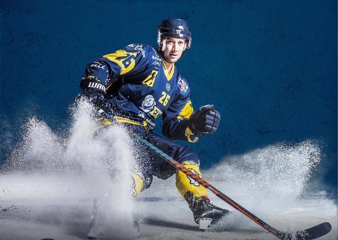 Eishockeyspiel EK Zeller Eisbären vs. HK SZ Olimpija