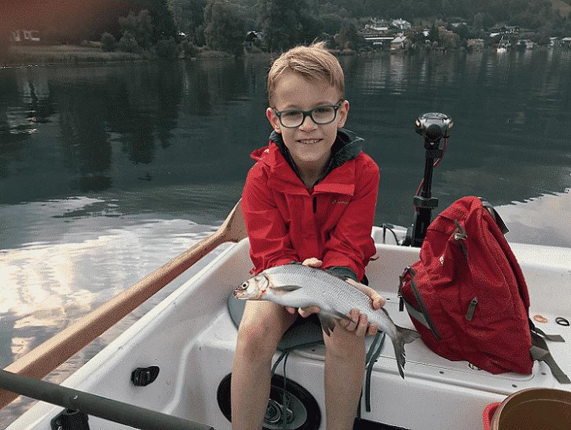 Zeller Jugendfischertag