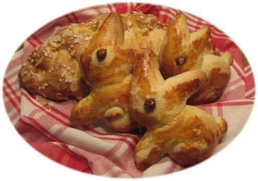 Österliches Brotbacken mit Helene Zehentner