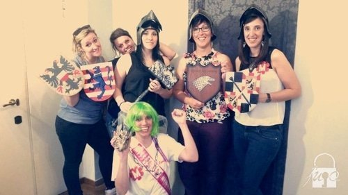 Ragazze Party - Escape Room Trento FUGA