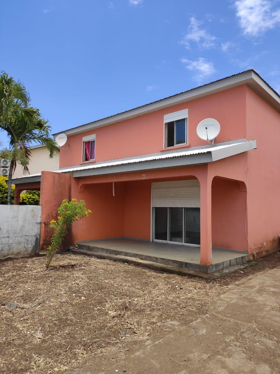 Maison F4, St André, 84m2