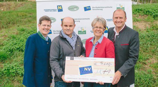 Niederösterreich Charity Weinlese 2014