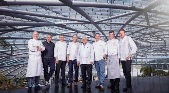 Eckart Witzigmann Geburtstag Restaurant Ikarus