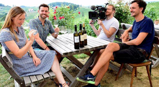 KLM Online-Reisemagazin entdeckt die Steiermark