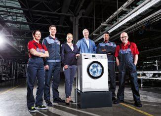 Energiesparende Gewerbe-Waschmaschinen