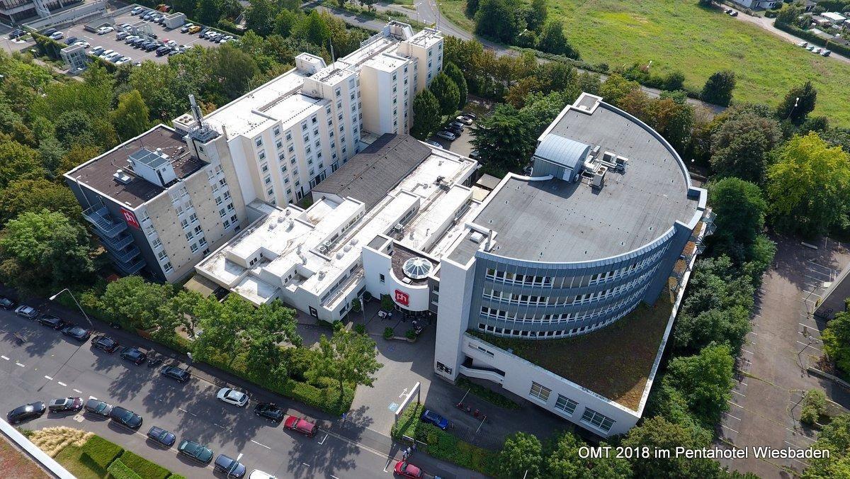 OMT 2018 Recap - Rückblick auf den Online Marketing in Wiesbaden.