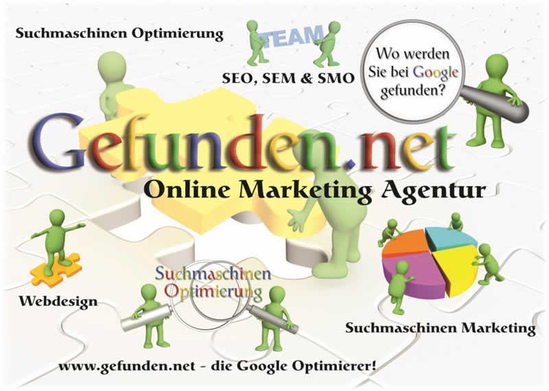 Professionelles Online und Internet Marketing