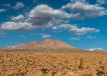Driest Non-polar Desert in the World