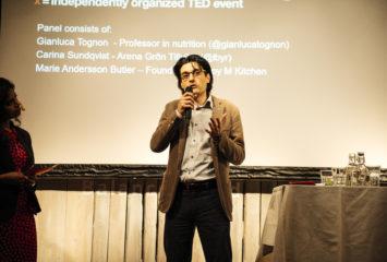 Gianluca Tognon speaker