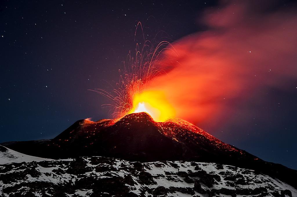 Etna - Sicily - Eruption - Giuseppe Torretta