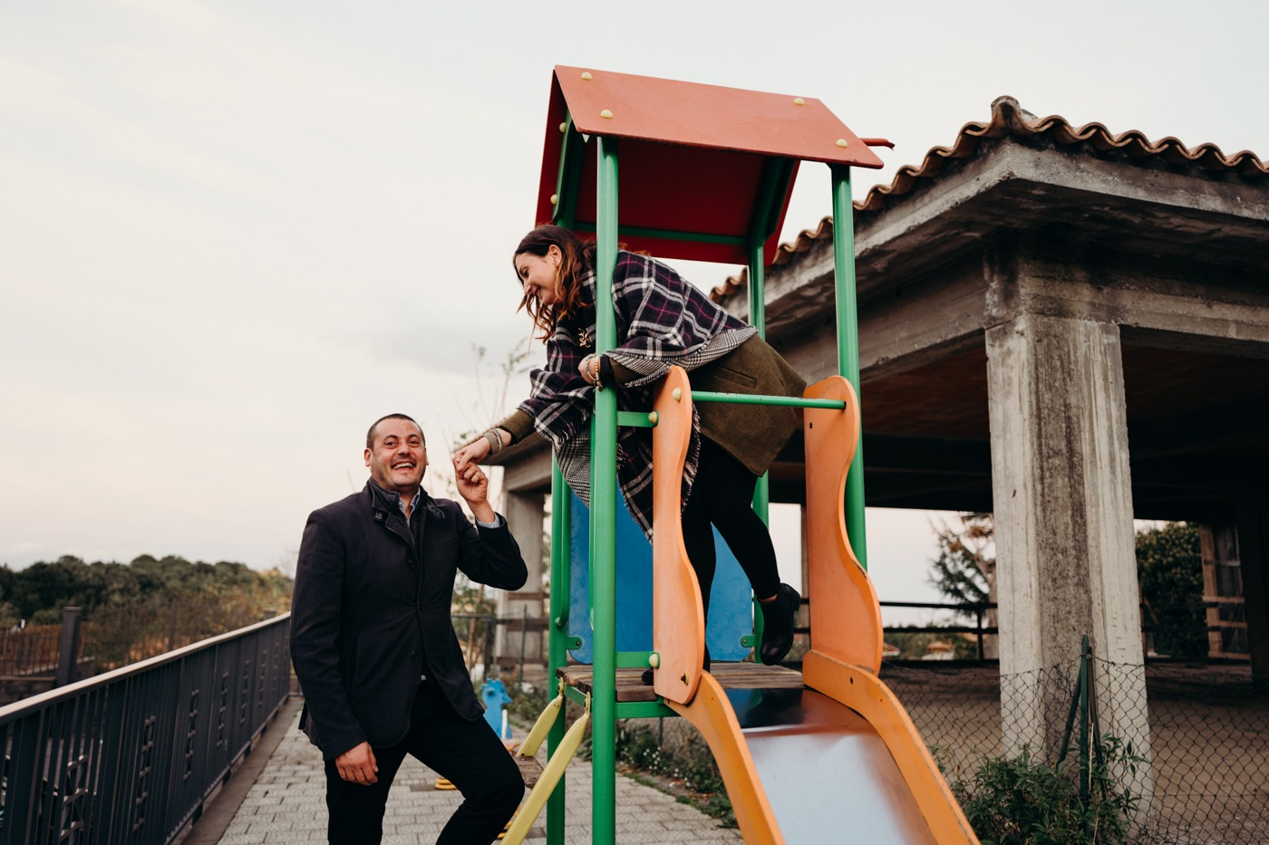 Photo shooting of dear friends Annamaria & Damiano - Giuseppe Torretta