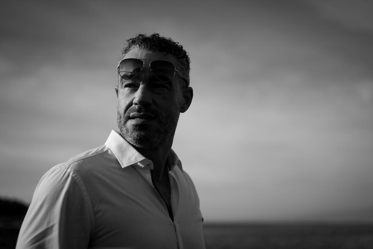 Portrait of Sebastiano Mignosa - Giuseppe Torretta