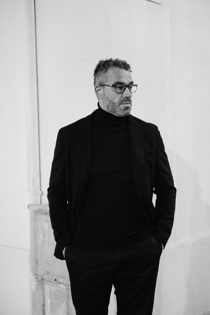 Intimate portrait of Sebastiano Mignosa - Giuseppe Torretta
